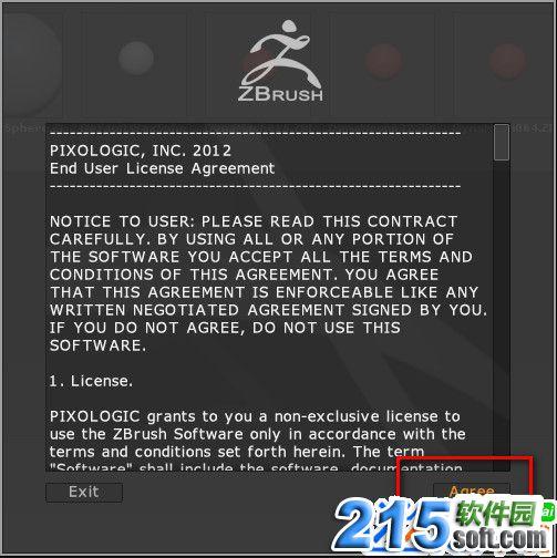 ZBrush 4R4(ZBrush4R4 4.0中文版)详细图文破解安装教程