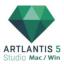 Artlantis Studio 5 64位破解版