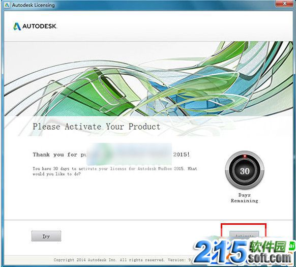 autodesk mudbox 2015中文破解版 64位