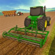 拖拉机和无人机现代农业模拟安卓完整版v4.2