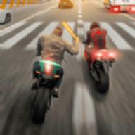 摩托车打架